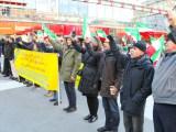 فیلم و گزارش تصویری از مراسم بزرگذاشت سالگرد شهادت ۲۴ مجاهد خلق – استکهلم ۲۹ اکتبر