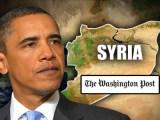 واشنگتن پست: آمریکا استفاده از گزینه نظامی بر علیه حکومت سوریه را بررسی می کند