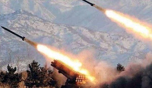 حمله موشکی سپاه پاسداران به سوریه