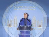 سخنرانی مریم رجوی در گرامیداشت شهیدان قتل عام اشرف در ۱۰شهریور ۱۳۹۲