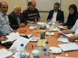 از راست: محمد نعیمیپور، آذر منصوری، محسن صفایی فراهانی، حمیدرضا جلاییپور، حسین کاشفی، علی شکوریراد و محمدرضا خاتمی