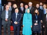 شرکت مریم رجوی در اجلاس فراکسیونهای احزاب مردم اروپا