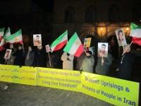 استکهلم: ادامه حمایت از قیام ایران