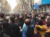 تظاهرات جوانان در رشت-آرشیو