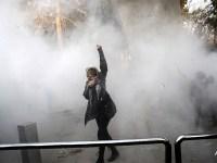 ابطحی: تیر ایران در کمان یک زن است