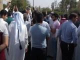تظاهرات اهواز