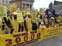 عفو بینالملل : ایران مزار جمعی شهدای قتل عام 67 را ویران میکند