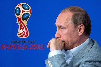 درخواست برای تحریم افتتاحیه جام جهانی ۲۰۱۸