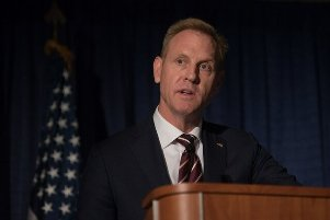 وزیر دفاع موقت آمریکا، نگرانی خود نسبت به تواناییهای موشکی ایران را ابراز کرد