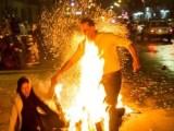 وحشت رژیم از مراسم چهارشنبه سوری