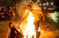 فیلم چهارشنبه سوری  در بروجرد