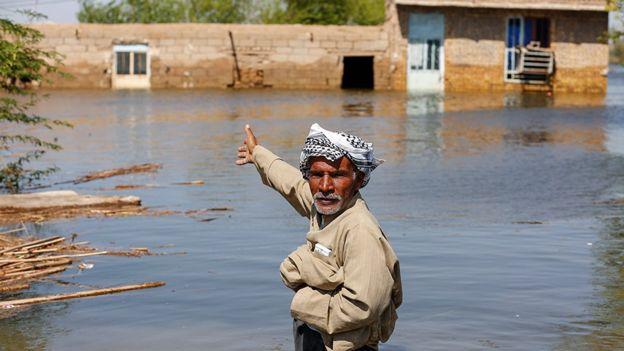 کاوه ال حمودی: در گرماگرم بلایای سیل ویرانگر  دشمن اصلی را فراموش نکنیم
