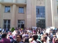 تجمعی علیه حجاب