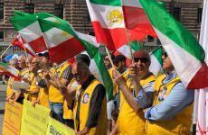 ادامه هبستگی ایرانیان مقیم سوئد با مردم ایران