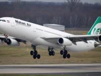 دادگاه آلمان اعتراض ماهان ایر به لغو مجوز پرواز در آلمان را رد کرد