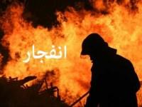 آتش سوزی 40 واگن قطار باری در محدوده استان مرکزی