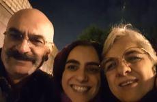 نامه ارس امیری: نهادهای امنیتی از من درخواست همکاری کردند