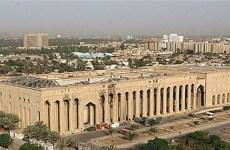 آمادهباش کامل سفارت آمریکا در بغداد