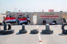 اعتراضات  در عراق؛ تعطیلی بندرامالقصر و میادین نفتی