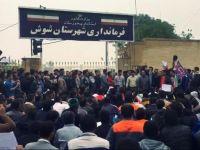کارگران نیشکر هفتتپه همچنان حقوق خود را مطالبه میکنند