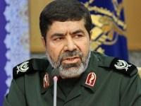 سخنگوی سپاه رژیم:  آمار کشته شدگان  بسیج بالاتر بود