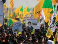شکاف نظامی و سیاسی در عراق، انشعاب حشدالشعبی