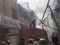 سقوط هواپیمای مسافربری پاکستانی  با ۱۰۰ کشته