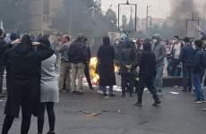 اقرار رژیم به درخواست عفو بینالملل درباره اعتراضات آبان