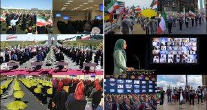 کنفرانس بینالمللیِ آنلاین مقاومت در حمایت از ایران آزاد