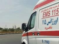 دختر 13 ساله در سقوط تیر چراغ برق له شد