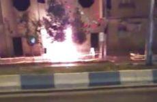 اقرار رژیم به انفجار دادگاه شیراز، کانونهای شورشی، دست مریزا