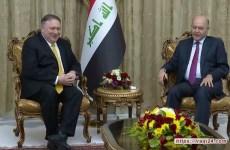 جزئیات دیدار سران سه گانه عراق و اعلام تهدیدات امریکا