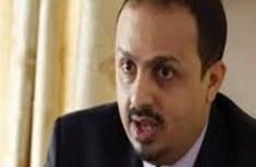 وزیر یمنی: رژیم مانع راه حل و خواهان افزایش درد مردم یمن است
