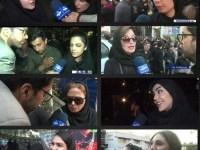 بخوانید و بخندید! رژیم:انتخابات نزدیک شد، «بدحجابها» عزیز شدند!