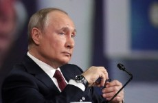 پوتین: فروش فناوری ماهواره به رژیم ایران صحت ندارد
