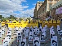 تظاهرات ایرانیان در استکهلم و دیگر شهرهای جهان علیه رئیسی جلاد و در همبستگی با قیام مردم ایران
