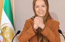 مریم رجوی: انتصاب رئیسی بهعنوان رئیسجمهور رژیم نشانه پایان نظام آخوندی است