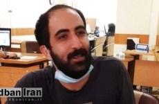 بازداشت امیرعباس آذرموند، روزنامهنگار، به هفتمین روز رسید