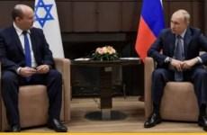 نزدیکی روسیه به اسرائیل و تعهد درمورد  مبارزه با تروریست