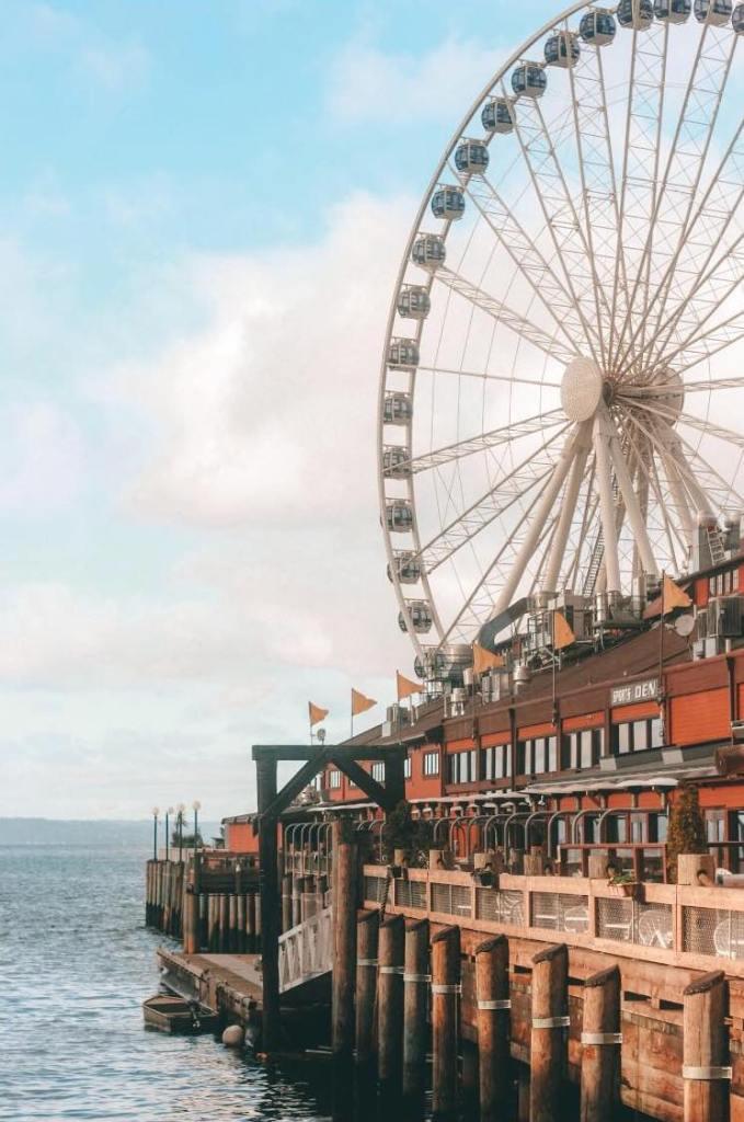 Seattle reisgids; doen, eten, slapen en budget voor 24 uur in Seattle!
