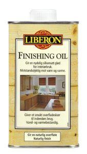 LIBERON FINISHING OIL (040856)  1LTR