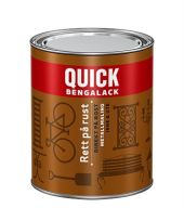 QUICK BENGALACK RETT PÅ RUST   0,68LTR