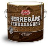 GJØCO HERREGÅRD OLJEBASERT TERRASSE BEIS 2,7L