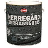 GJØCO HERREGÅRD VANNTYNNBAR TERRASSE BEIS 9L