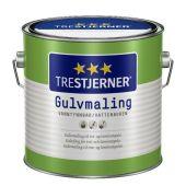 TRESTJERNER GULVMALING HALVBLANK 2,7L