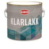 GJØCO KLARLAKK BLANK OLJEBASERT 3L