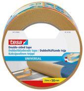 TESA TEPPETAPE UNIVERSAL 2-SIDIG 50MMX25M