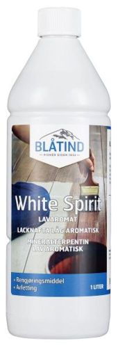 BLÅTIND WHITE SPIRIT LAVAROMAT 1L