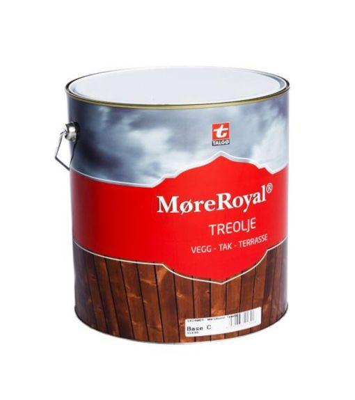 MØREROYAL TREOLJE GRÅ RG-25 9L