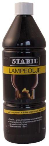 STABIL LAMPEOLJE 1L